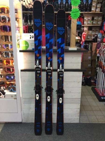 Skidor fr BLACK CROWS Vertis -17/18