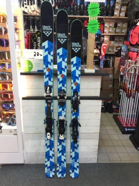Skidor fr BLACK CROWS Ova -16/17
