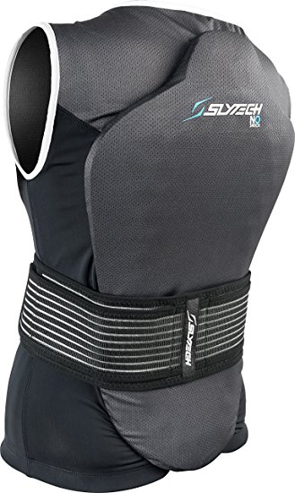 Slytech Vest BackPro Noshock W Ryggskydd