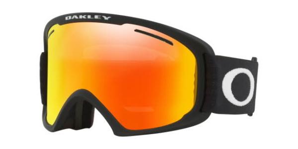 Oakley O Frame 2.0 XM Matte Black Fire Iridium
