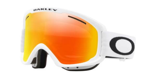 Oakley O Frame 2.0 XM Matte White Fire Iridium