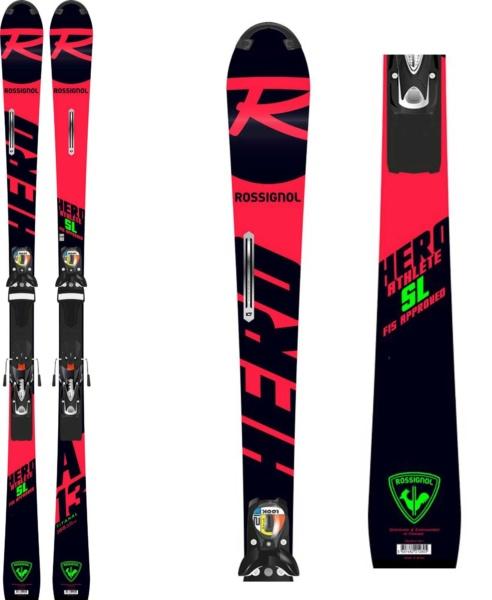 Rossignol Hero Athlete FIS SL 2018/2019