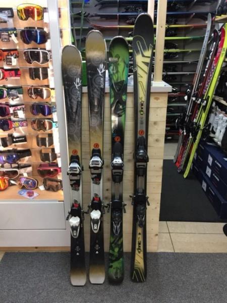 Skidor fr K2